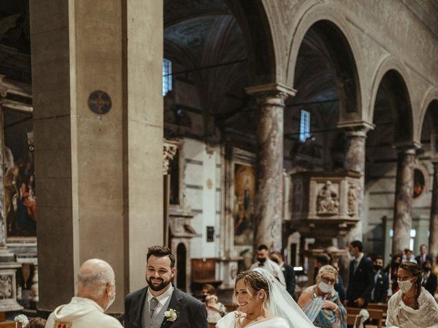 Il matrimonio di Michael e Francesca a Lucca, Lucca 48