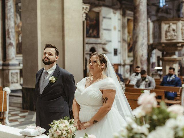 Il matrimonio di Michael e Francesca a Lucca, Lucca 49