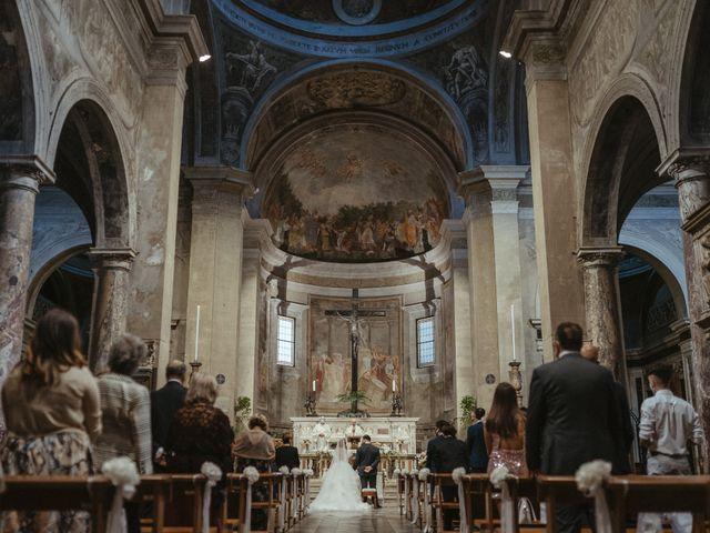 Il matrimonio di Michael e Francesca a Lucca, Lucca 50
