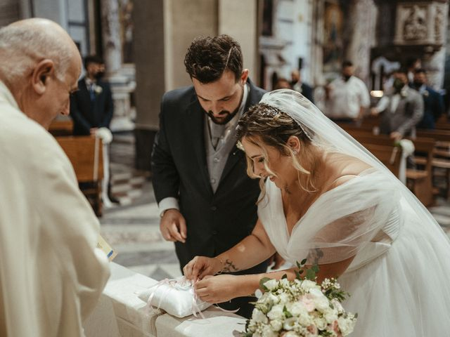 Il matrimonio di Michael e Francesca a Lucca, Lucca 51