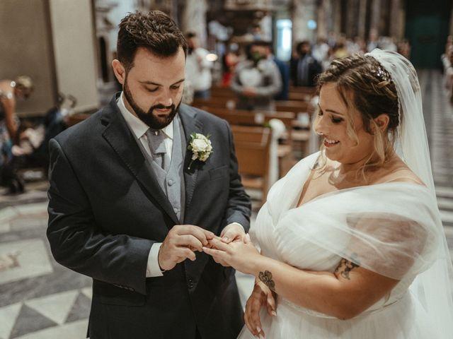 Il matrimonio di Michael e Francesca a Lucca, Lucca 52