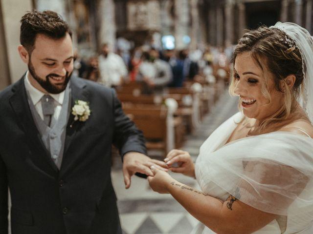 Il matrimonio di Michael e Francesca a Lucca, Lucca 53