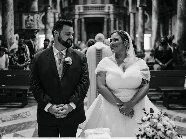 Il matrimonio di Michael e Francesca a Lucca, Lucca 55