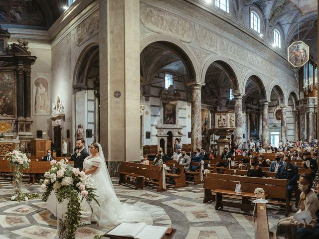 Il matrimonio di Michael e Francesca a Lucca, Lucca 56