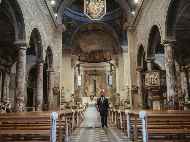 Il matrimonio di Michael e Francesca a Lucca, Lucca 57