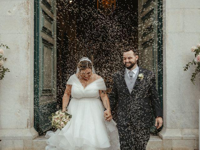 Il matrimonio di Michael e Francesca a Lucca, Lucca 58