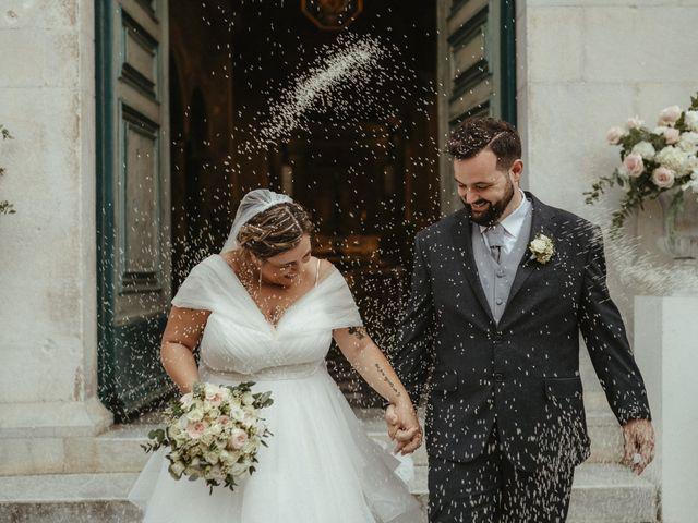 Il matrimonio di Michael e Francesca a Lucca, Lucca 59