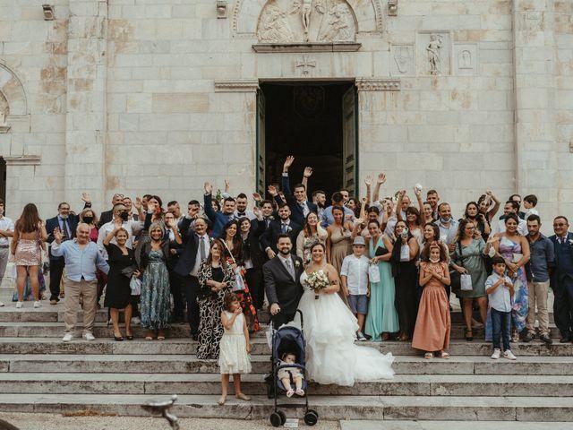 Il matrimonio di Michael e Francesca a Lucca, Lucca 61