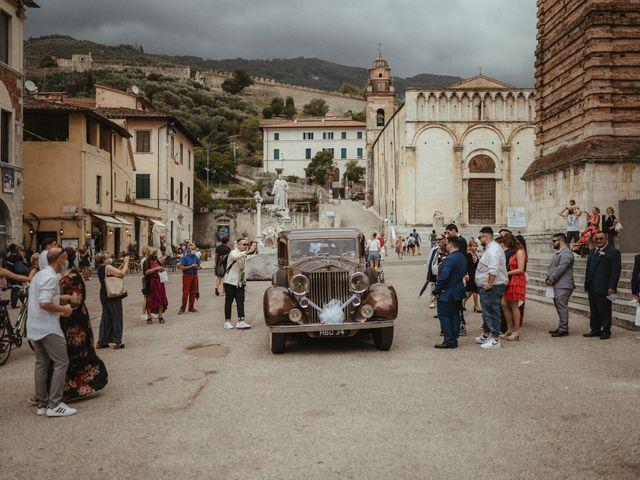 Il matrimonio di Michael e Francesca a Lucca, Lucca 62