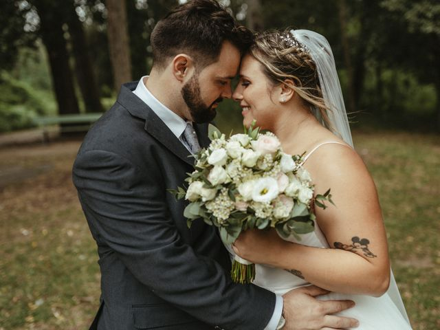 Il matrimonio di Michael e Francesca a Lucca, Lucca 64