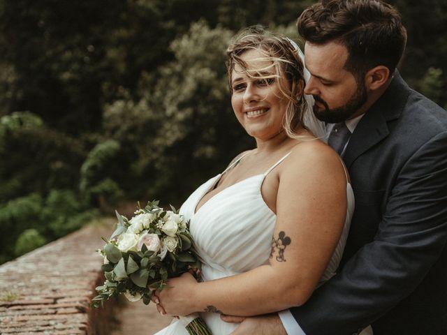 Il matrimonio di Michael e Francesca a Lucca, Lucca 67