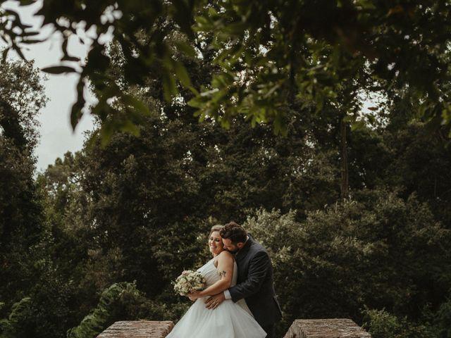 Il matrimonio di Michael e Francesca a Lucca, Lucca 69
