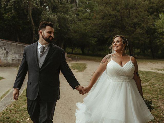 Il matrimonio di Michael e Francesca a Lucca, Lucca 71
