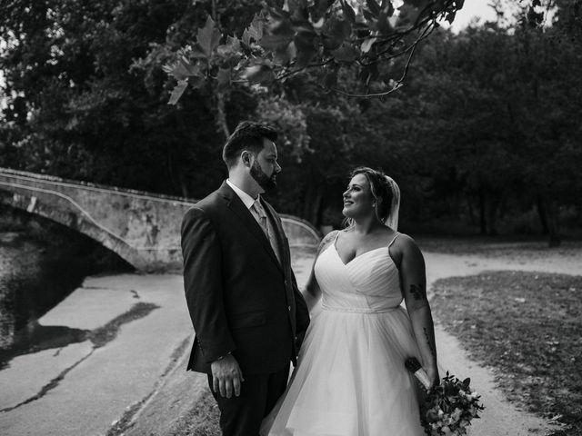 Il matrimonio di Michael e Francesca a Lucca, Lucca 73