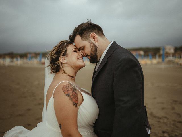 Il matrimonio di Michael e Francesca a Lucca, Lucca 78
