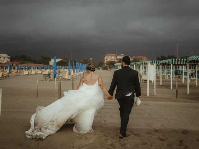 Il matrimonio di Michael e Francesca a Lucca, Lucca 82
