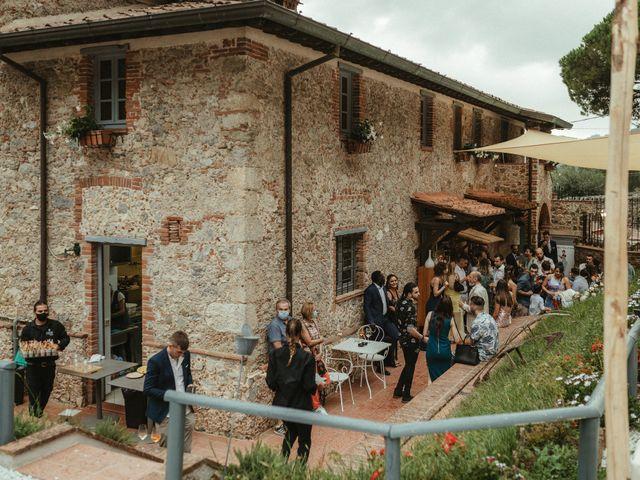 Il matrimonio di Michael e Francesca a Lucca, Lucca 90