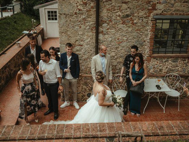 Il matrimonio di Michael e Francesca a Lucca, Lucca 92