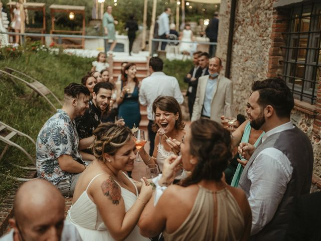 Il matrimonio di Michael e Francesca a Lucca, Lucca 93