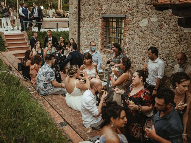 Il matrimonio di Michael e Francesca a Lucca, Lucca 94