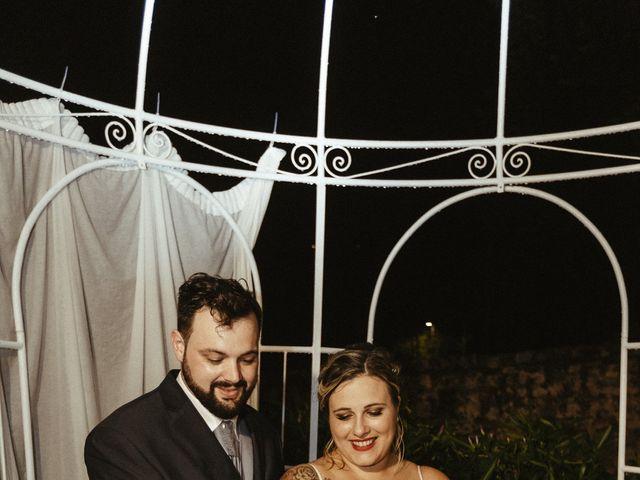 Il matrimonio di Michael e Francesca a Lucca, Lucca 109