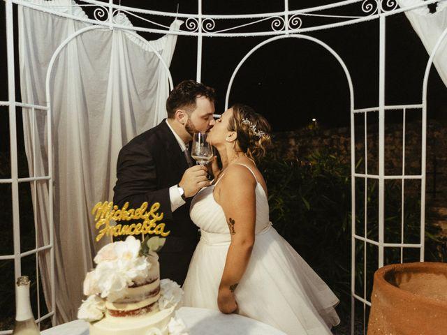 Il matrimonio di Michael e Francesca a Lucca, Lucca 110