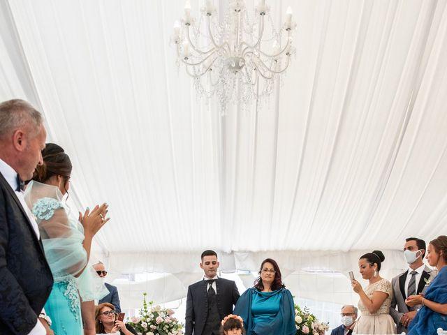 Il matrimonio di Ramira e Nicolas a Potenza Picena, Macerata 26