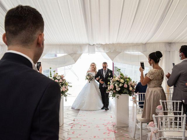 Il matrimonio di Ramira e Nicolas a Potenza Picena, Macerata 27