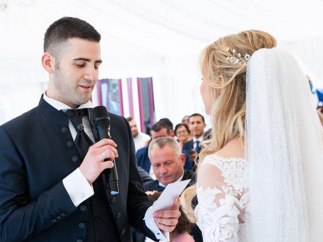 Il matrimonio di Ramira e Nicolas a Potenza Picena, Macerata 30