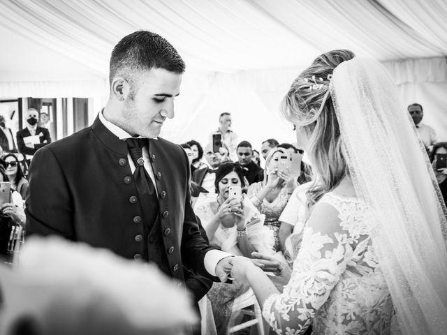 Il matrimonio di Ramira e Nicolas a Potenza Picena, Macerata 32
