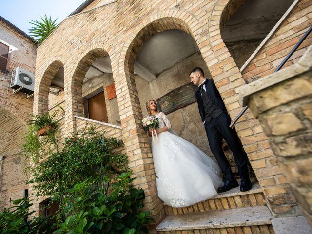 Il matrimonio di Ramira e Nicolas a Potenza Picena, Macerata 34
