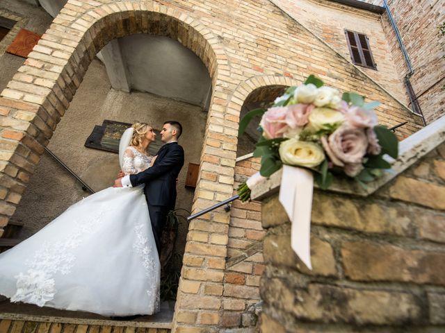 Il matrimonio di Ramira e Nicolas a Potenza Picena, Macerata 35