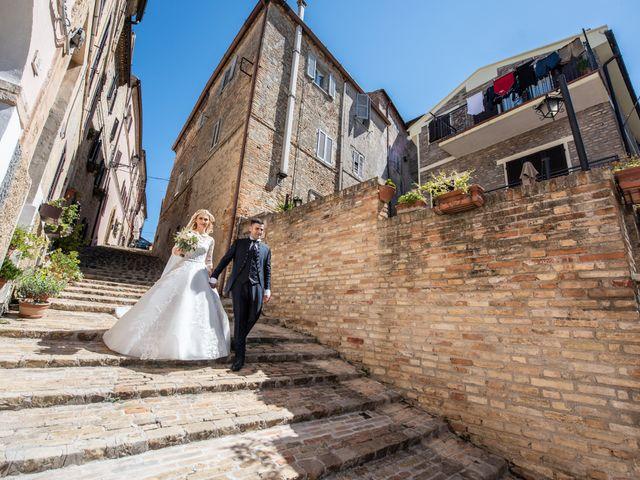 Il matrimonio di Ramira e Nicolas a Potenza Picena, Macerata 37