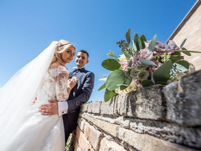 Il matrimonio di Ramira e Nicolas a Potenza Picena, Macerata 38