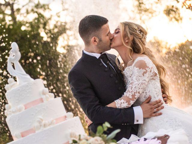 Le nozze di Nicolas e Ramira