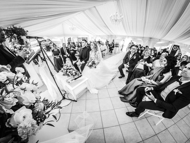 Il matrimonio di Ramira e Nicolas a Potenza Picena, Macerata 45