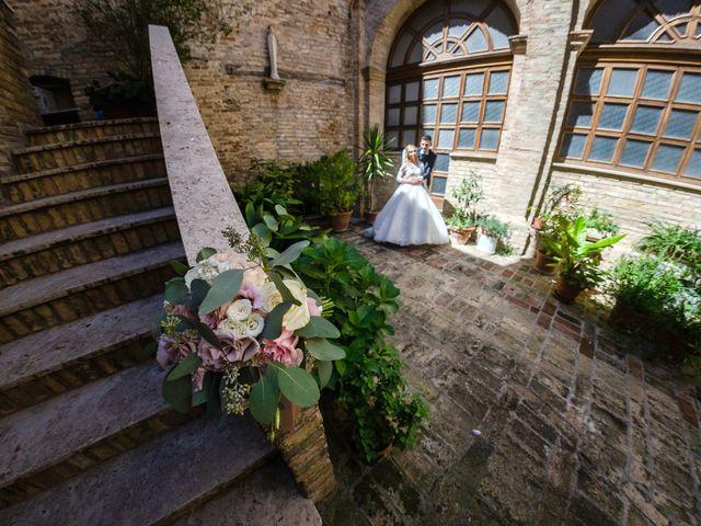 Il matrimonio di Ramira e Nicolas a Potenza Picena, Macerata 47