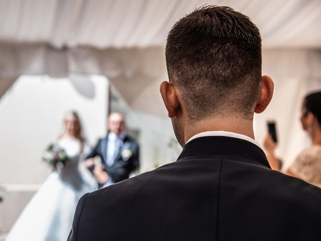 Il matrimonio di Ramira e Nicolas a Potenza Picena, Macerata 62