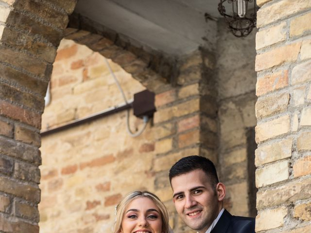 Il matrimonio di Ramira e Nicolas a Potenza Picena, Macerata 83