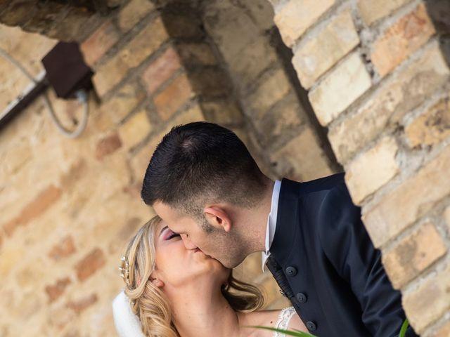 Il matrimonio di Ramira e Nicolas a Potenza Picena, Macerata 84