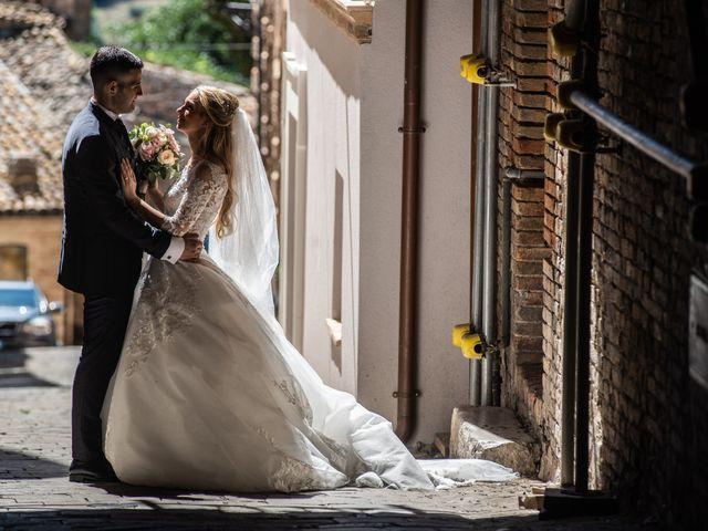 Il matrimonio di Ramira e Nicolas a Potenza Picena, Macerata 89