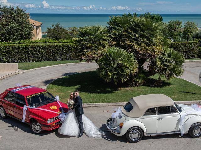 Il matrimonio di Ramira e Nicolas a Potenza Picena, Macerata 90