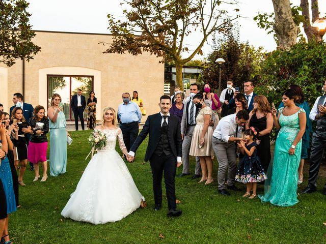 Il matrimonio di Ramira e Nicolas a Potenza Picena, Macerata 99
