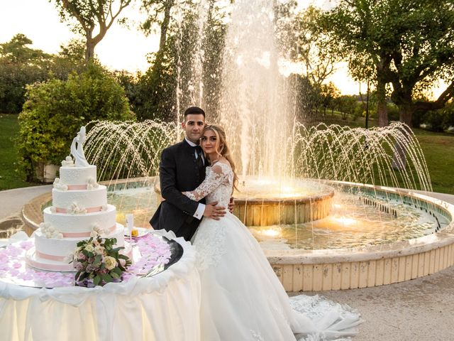 Il matrimonio di Ramira e Nicolas a Potenza Picena, Macerata 101
