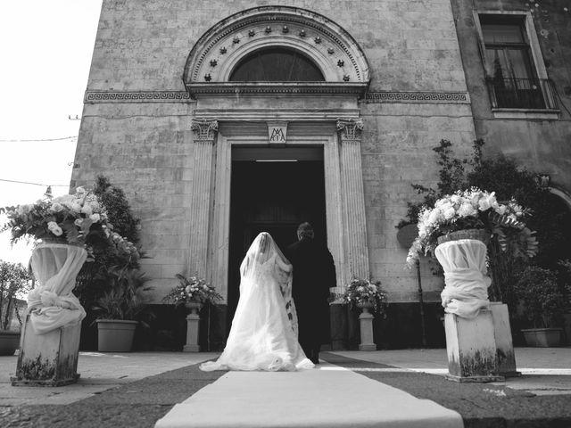 Il matrimonio di Giorgia e Salvo a Catania, Catania 16