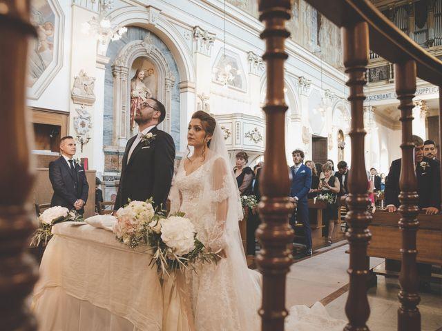 Il matrimonio di Giorgia e Salvo a Catania, Catania 17