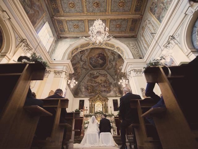 Il matrimonio di Giorgia e Salvo a Catania, Catania 20