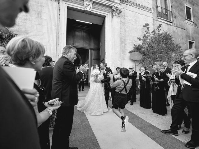 Il matrimonio di Giorgia e Salvo a Catania, Catania 22
