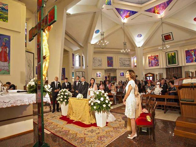 Il matrimonio di Gianluca e Silvia a San Benedetto del Tronto, Ascoli Piceno 7