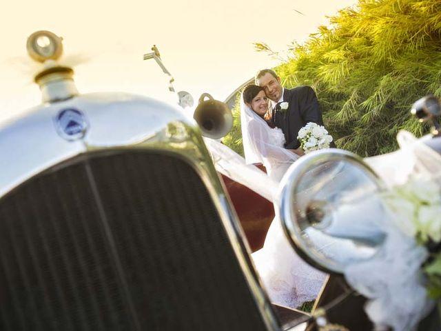 Il matrimonio di Gianluca e Silvia a San Benedetto del Tronto, Ascoli Piceno 9